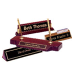 Desk Accessories and Name Plates